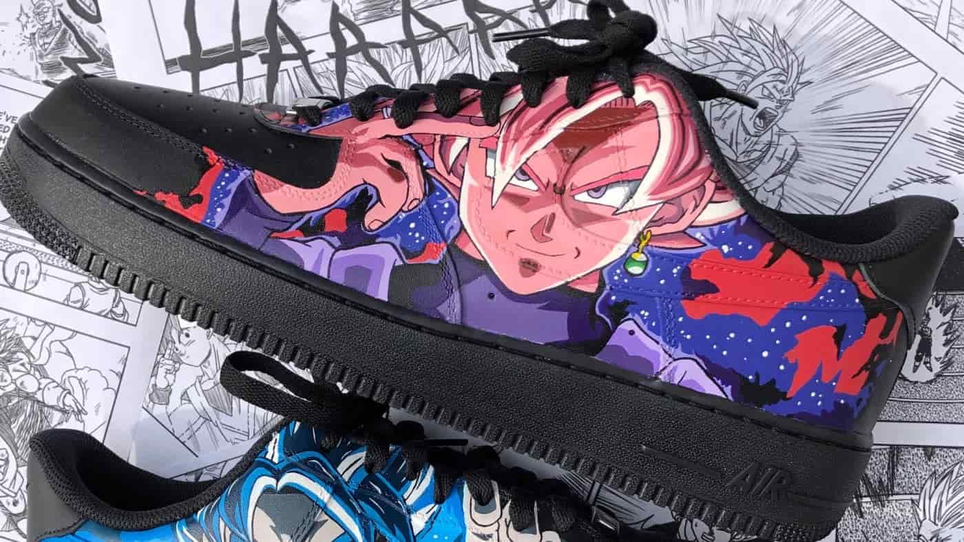 Custom Sneaker Swag