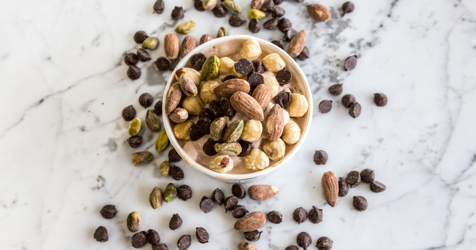 Healthy Office Snack Ideas Nuts