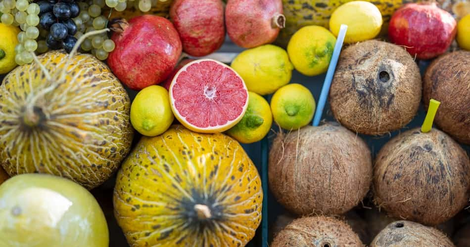 Healthy Office Snacking with Fruits
